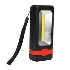 LED Solar USB Rechargeable Work Light Magnetic Flashlight Camping 2 Model Light