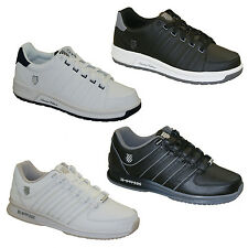 K-Swiss Sneakers Trainers Rinzler Berlo Lace Up Sport Shoes Trainers Men's Shoes