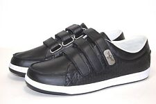 Creative Recreation CR5718-TORRIO Black Leather Casual Men