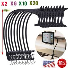 "LOT 360 Lazy Bed Desk Stand Holder, Car Headrest Mount For 7""-10"" Tablet, iPad Y"