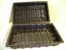 3-TO-100-FULL-SIZE--SEED-TRAYS-WITH-HOLES OR NO HOLES
