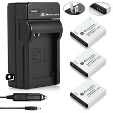 NB-4L NB4L Battery For Canon PowerShot ELPH 100 300 HS SD1000 SD1100 IS +Charger