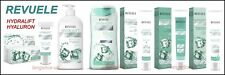 Revuele Hydralift Hyaluron Series – Face and Body Care with Anti Wrinkle Effect