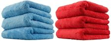BBNMORE Edgeless Microfiber Towels 16x16 (3pack)