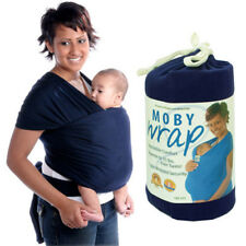 Newborn Baby Sling Carrier Ring Wrap Adjustable Soft Nursing Pouch Front US Hot
