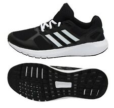 Adidas Men Duramo 8 Training Shoes Running Black White Sneakers GYM Shoe BA8078