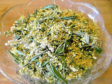 Goldenrod Tea, Fresh October Wild Harvest from the Appalachian Mountains