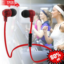 Wireless Bluetooth Sports Stereo Earphone Headphone Headset - Free Shipping