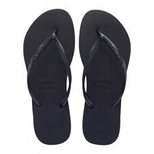 Havaianas Slim - Black Womens Sandals