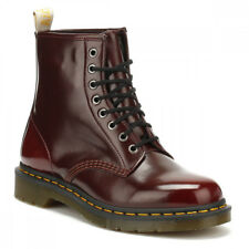 Dr. Martens Womens/ Mens Cherry Red Vegan 1460 Boots UK Sizes [3-11]