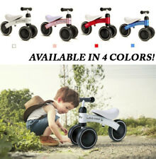 New Tricycle Bicycle Balance Mini Bike Ride On Walker for Kids Toddler Children