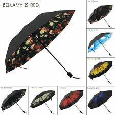 Fashion 8 Ribs Ultraviolet-proof All-weather Umbrella Sunny And Rainy Parasol YH