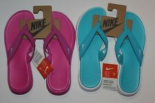 New Nike Celso Women's Thong Flip Flops /Sandals Shoes Pink/Blue 6 7 8 9 10