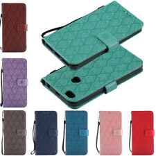 For Xiaomi Redmi Note 4X 4A 5 Plus Pattern Leather Flip Stand Wallet Case Cover