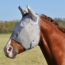 Cashel Crusader Fly Mask with Ears Horse