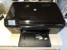 HP PhotoSmart D110 Black Inkjet All-In-One Printer WEB - Tested & Works Great