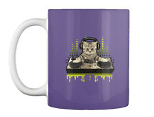 Cozy Cool Dj Cat- Gift Coffee Mug Gift Coffee Mug