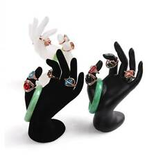 Mannequin Hand Finger Jewelry Display Stand Holder Ring Bracelet Bangle Display