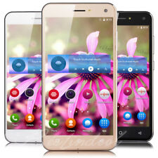 "Touch 5.0"" Unlocked Cell Phone Android5.1 Quad Core 2SIM NET10 SmartPhone GSM 3G"