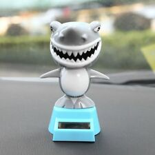Car Decor Solar Powered Dancing Animal Doll Swing Animated Bobble Toy Gift