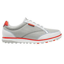 NEW ASHWORTH CARDIFF ADC SPIKELESS GOLF SHOES WOMEN MEDIUM 9.5
