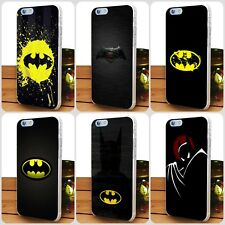 Cool Batman  Design Hard Case Cover Coque For iphone samsung and Huawei