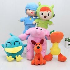 Pocoyo toy Plush Elly Pato Loula toy pocoyo plush set*Choose your character*