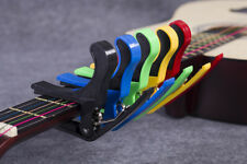 Guitar Capo Quick Change Clamp 6 String Acoustic Electric Guitar Tune Trigger