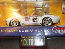 JADA BIGTIME MUSCLE 1:64 '65 SHELBY COBRA 427 S/C