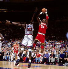 1994 NBA Finals - Game 3:  Houston Rockets vs. New York Knicks Photos by Getty