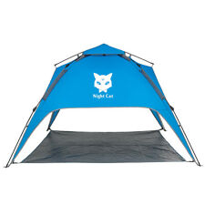 Backpacking Camping Tent for 2-4 Persons, Automatic Pop Up Outdoor Hiking Tent