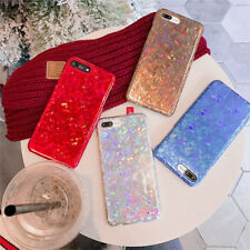 Shockproof Slim Bling Glitter Sparkle Back Case Cover for iPhone 6/6S