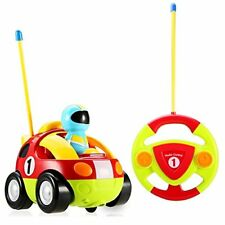 Holy Stone RC Cartoon Race Car with Music and Lights Electric Radio Control Toy