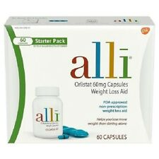 Orlistat 60 mg Weight Loss Aid FDA Approved Used By Over 50 Million Boosts Loss