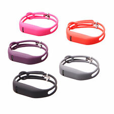 New Replacement Wrist Band Soft Strap Bracelet Buckle For Fitbit Flex Wristband