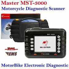 Master MST-3000 Universal Motorcycle Scanner Fault Code Scanner for Motorcycle