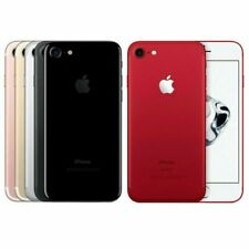 Apple iPhone 7  32/128/256GB  UNLOCKED  Black, Rose Gold, Silver, Gold, Red