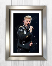 Gary Barlow Take That Signed Photo Print Quality A4 Reproduction Framed Option