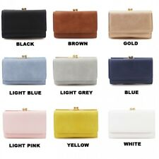 Womens Clutch Wallet Purse Ladies Small Coin Purse Wallet Womens Folded Purse