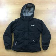 The North Face Goose Down Filled Coat Jacket 550 Extra Small XS Hooded Walking