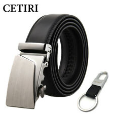 Mens Designer Belts 2018 Real Genuine Leather Automatic Buckle Male Waistbands