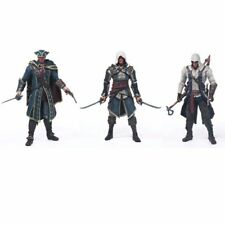 Assassins Creed 4 Black Flag Game action figure model figurine PVC toy 14 cm