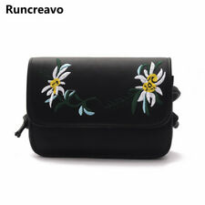 New 2018 Fashion Embroidery Women CrossBody Bag Purse shoulder Bags Small