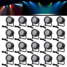 20X86 RGB LED Stage Light Lighting Laser CAN DJ Party Remote PRO HIGH EFFICIENCY