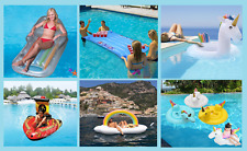 Giant Inflatable Swim Pool Floats Raft Swimming Fun Water Sports Beach Toy 2018