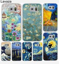 Print Cover Case For Samsung Galaxy S9 S8 Plus S7 S6 Edge Skin Covers N0463