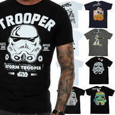 Stormtrooper T-Shirt Mens Official Star Wars Merchandise