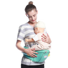 Baby Carrier With Backpack Belt And Hip Seat Front Waist Hold Bag Infant Travel