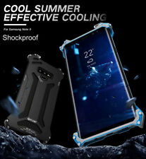 GUNDAM Outdoor Shockproo Case Metal Cover For Samsung Galaxy Note 9 8 S8 S9 Plus