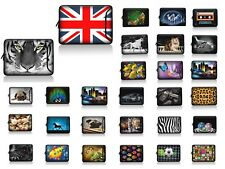 """Shockproof Pocket Sleeve Case Bag Cover Pouch for 7"""" 8"""" 8.1"""" Linx Tablet PC"""